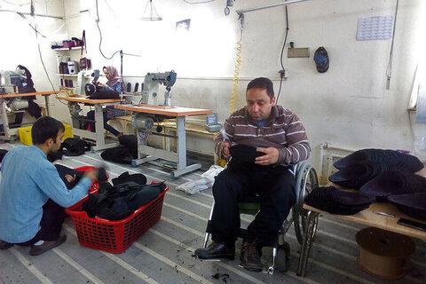 اشتغال۷۸۲ مددجوی بهزیستی استان اردبیل