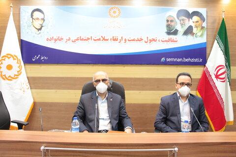 گزارش تصویری   برگزاری جلسه با کارشناسان منتخب و برگزیدگان مسابقه خاطرنویسی