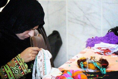 بهره برداری از ۹طرح اشتغالزایی مددجویان ایرانشهر
