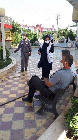 فعالیت اورژانس اجتماعی شهرستان های استان تهران به مناسبت هفته بهزیستی
