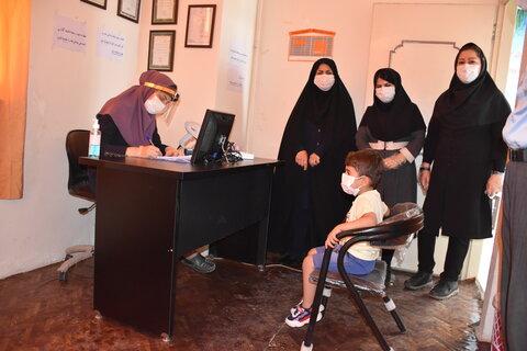 گزارش تصویری| آغاز غربالگری بینایی کودکان 3 تا 6 سال در کرمانشاه