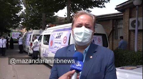فیلم | گزارش خبری صدا و سیما مرکز مازندران از مانور سراسری اورژانس اجتماعی