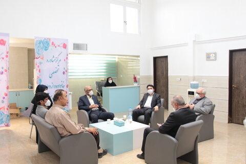 گزارش تصویری   حضور مدیرکل دفتر پیشگیری و درمان اعتیاد سازمان بهزیستی کشور در استان سمنان