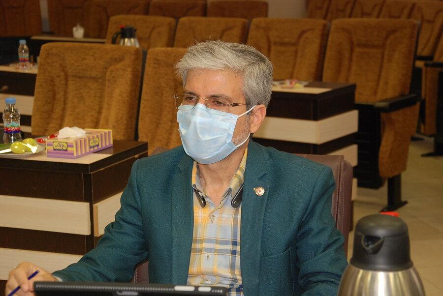 دکتر مجید رضا زاده به عنوان «رئیس مرکز فناوری اطلاعات، تحول اداری و توسعه خدمات بهزیستی» منصوب شد