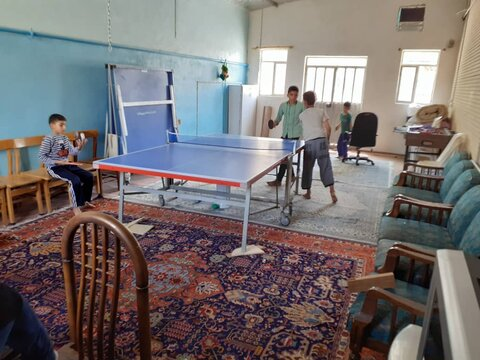 مرکز نگهداری پسران 7 تا 14 سال حضرت ام البنین(س) شهرستان پاکدشت