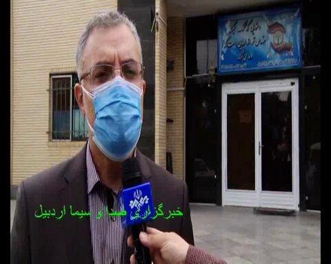 گزارش خبری| آمادگی بهزیستی استان اردبیل برای دریافت گوشت قربانی و نذورات