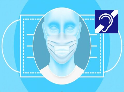 ناشنوایان و چالش حرفزدن با ماسک