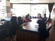 برگزاری دهمین جلسه کارگروه عملیاتی تاسیس مراکز مثبت زندگی در بهزیستی گلستان