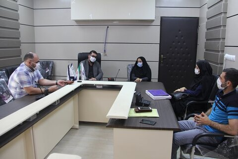 گزارش تصویری/ بازدید از رسانه ها