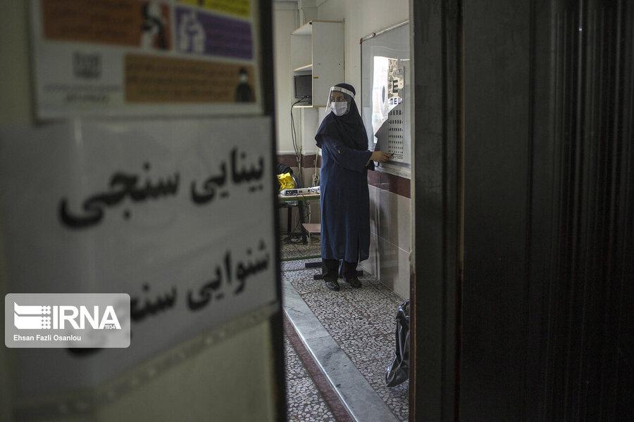 ۶۴۰ هزار کودک تهران به غربالگری بینایی نیاز دارند