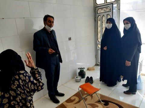 گزارش تصویری| سفر جانشین مدیرکل بهزیستی استان کرمانشاه به شهرستان سرپل ذهاب به مناسبت هفته دولت