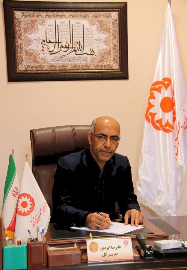 پیام مدیرکل بمناسبت سالگرد شهادت سردار شهید قاسم سلیمانی