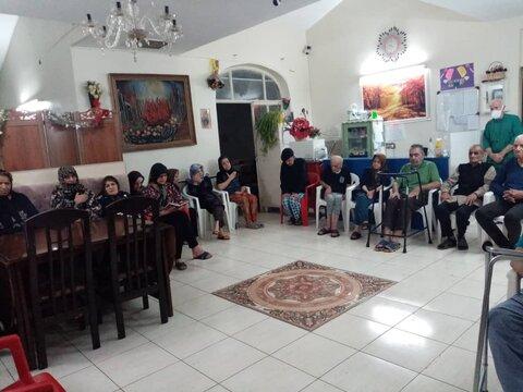 مراسم عزاداری دهه اول محرم در مراکز زیر مجموعه اداره بهزیستی شهرستان کرج