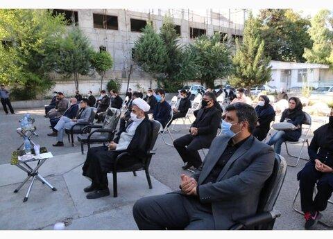 برپایی زیارت عاشورای حسینی با رعایت پروتکل های بهداشتی و فاصله اجتماعی+تصویر