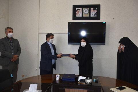 معاون جدید اجتماعی بهزیستی استان کرمانشاه منصوب شد