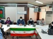 دومین جلسه کمیته مناسب سازی و مبلمان شهری شهرستان آق قلا