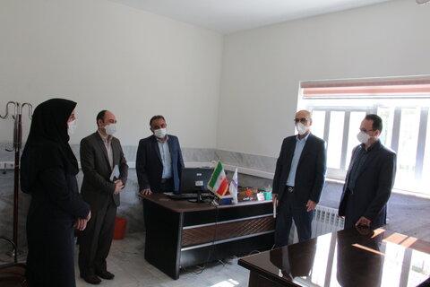 دیدار با همکاران شهرستان مهدیشهر