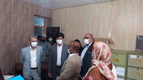 بازدید مدیرکل بهزیستی استان سیستان و بلوچستان از اداره بهزیستی چابهار و مراکز زیرمجموعه