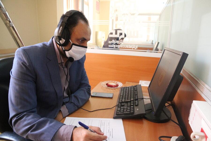فیلم  سامد پل ارتباطی مردم و دولت
