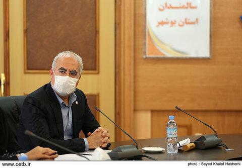 گزارش تصویری|نشست شورای سالمندی استان بوشهر