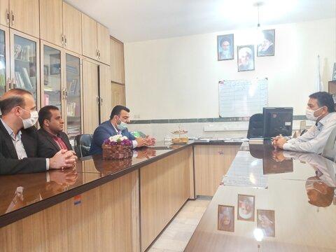 بر همکاری های دوجانبه بین بهزیستی و اداره زندان  رفسنجان توافق شد