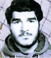 شهید احمد حیدر پور