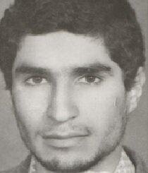 شهید عباس حاج غلامرضایی