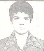 شهید احمد دانش یزدی