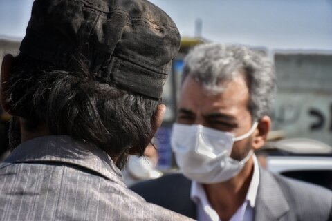 عزم بهزیستی استان سیستان و بلوچستان در ساماندهی معتادین متجاهر سیستان