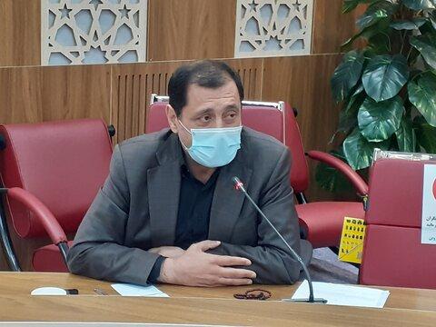 ۲۲۷ نفر از سالمندان و کارکنان بهزیستی قزوین مقابل کرونا واکسینه شدند