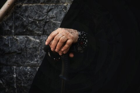 آیین نکوداشت روزجهانی سالمند در زاهدان برگزار شد
