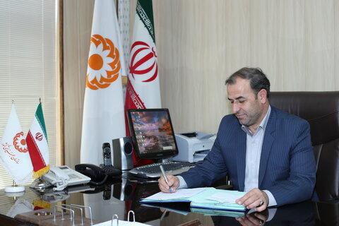 مدیر کل بهزیستی استان زنجان در پیامی  فرارسیدن هفته بهزیستی را تبریک گفت