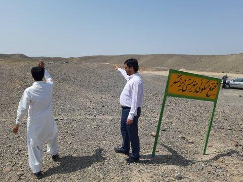 ثبت کلیه خدمات اراٸه شده در حوزه مسکن شهرستان ایرانشهر