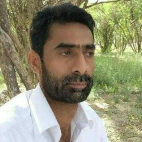 عبدالحلیم ریگی به عنوان مشاور مدیر کل بهزیستی سیستان و بلوچستان در امور معلولین منصوب شد