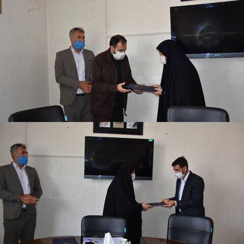 مدیر جدید روابط عمومی بهزیستی استان کرمانشاه معرفی شد