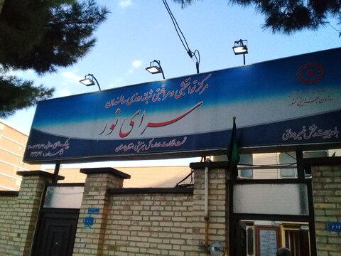 گزارش تصویری | حضور مسئولین استانداری در مرکز شبانه روز سالمندان شهرستان سمنان