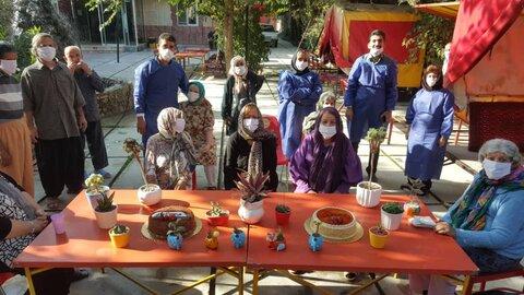 شهریار|گزارش تصویری| روز جهانی سالمند در شهرستان