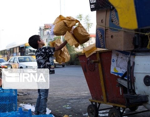 مدیرکل بهزیستی: تشکیلات مافیایی کودکان کار در اصفهان نداریم