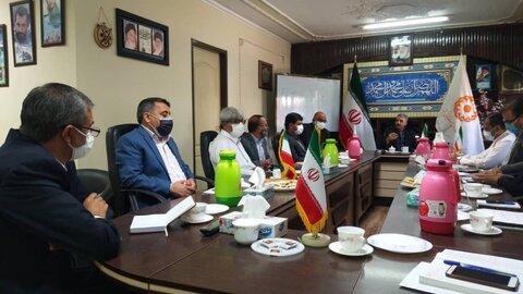 عباس شهرکی بعنوان سرپرست معاونت پشتیبانی و منابع انسانی بهزیستی استان منصوب شد