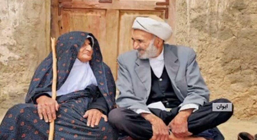 فیلم|گزارش خبری صدا و سیمای ایلام از سرای سالمندان آرامش ایوان