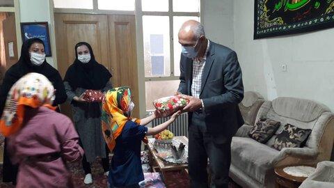 گزارش تصویری | برگزاری جشن روز جهانی کودک در خانه کودکان و نوجوانان آمنه شهرستان شاهرود