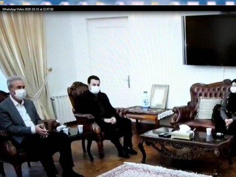 خبر سیما / استاندار آذربایجان شرقی به پویش پازل همدلی پیوست