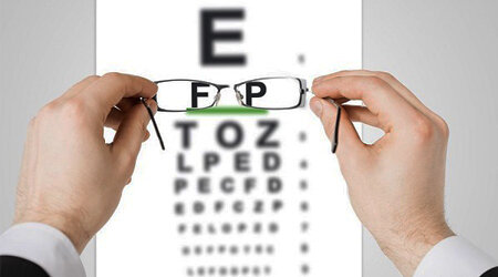 50percent of visual disabilities and genetics disorders
