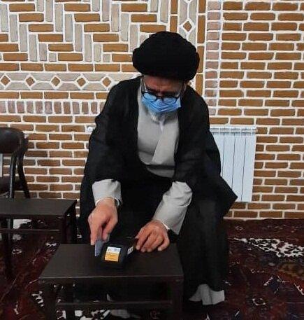 نماینده ولی فقیه در آذربایجان شرقی به پویش پازل ایران همدل پیوست