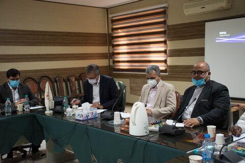 سفر شورای معاونین اداره کل بهزیستی سیستان و بلوچستان به جنوب استان