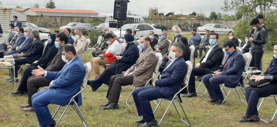 امحاء بیش از یک تن انواع مواد مخدر در رشت با حضور استاندار گیلان