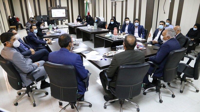 نشست هم اندیشی با مدیران شعب بانکهای عامل استان