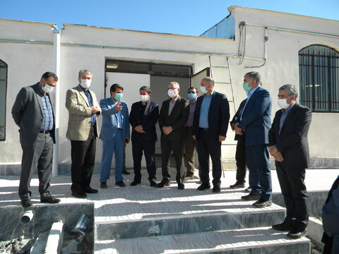 اردبیل - مرکز جامع درمان و بازتوانی اعتیاد