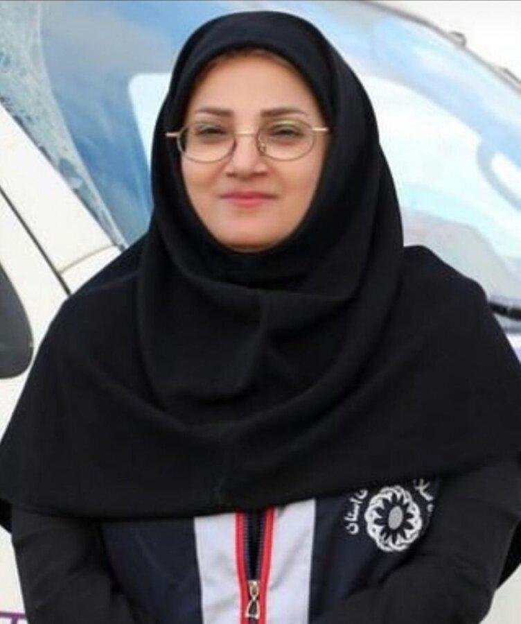 مدیرکل بهزیستی استان کرمانشاه درگذشت مرحومه آرزو ملول را تسلیت گفت