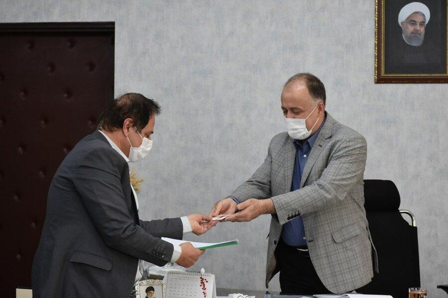 ساوجبلاغ   فرماندار ساوجبلاغ به پویش پازل همدلی پیوست